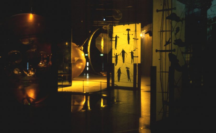 The Earth Center, 2000