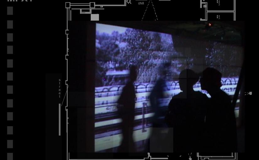 MFX1 2001 Interactive Club, Chicago